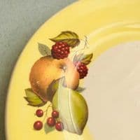 Autumn Fruits - Tea Plate x 4